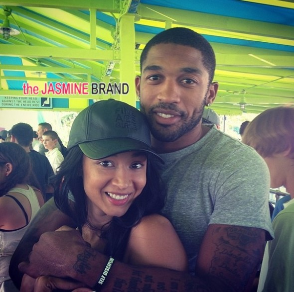 Reality Star Draya Michele & NFL'er Orlando Scandrick Announce Break-Up