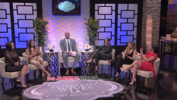 [WATCH] Draya Michele Skips Basketball Wives LA Reunion, Calls Castmate A 'Disease of A Person' + Sundy Carter Responds
