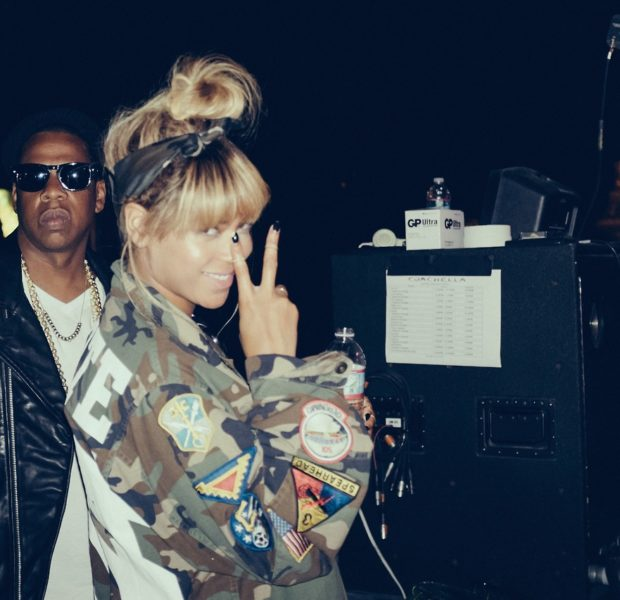 Memorable Moments: Jay Z & Beyoncé Stunt for Coachella Onlookers