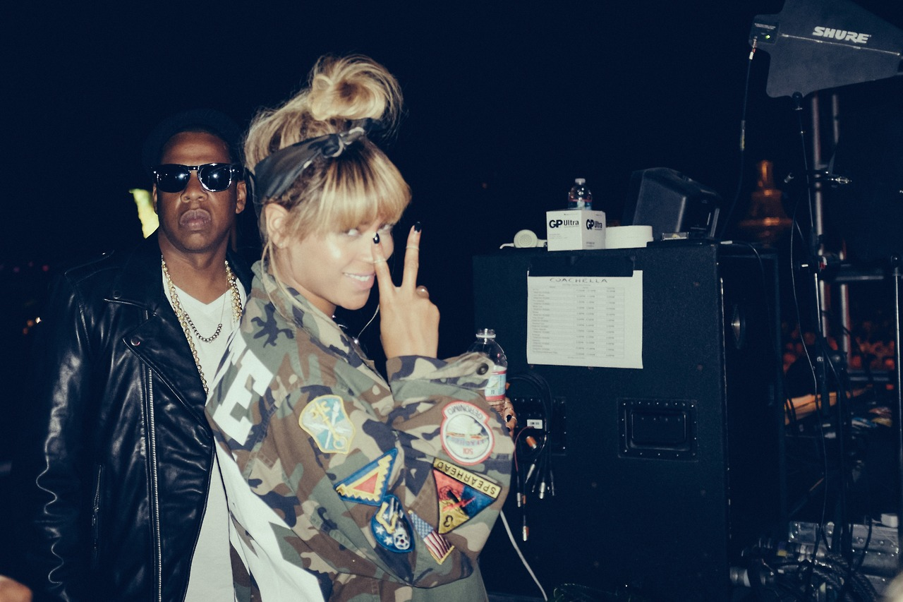 Beyonce Jay Z Celebrate 9 Year Wedding Anniversary Photos Page