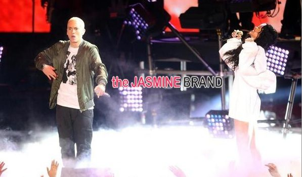 [WATCH] Eminem & Rihanna Bring 'Monster' to MTV Movie Awards