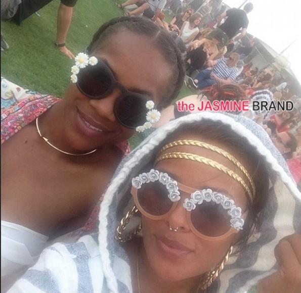 eva marcille-celebrities at coachella 2014-the jasmine brand