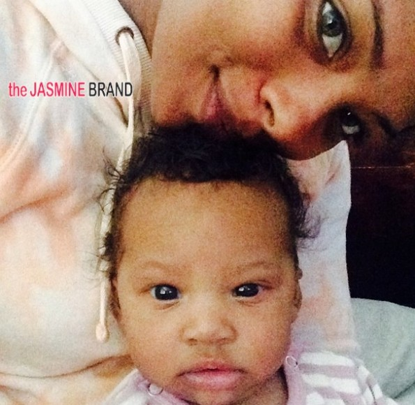 eva marcille-daughter marley-the jasmine brand