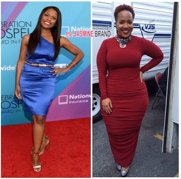 [EXCLUSIVE] Omarosa & Goo Goo Debate on Christians Doing Reality TV