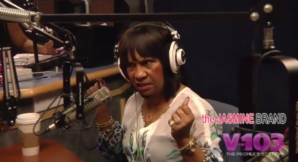i-mama joyce-talks wedding-rhoa reunion-ryan cameron v103-the jasmine brand