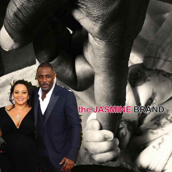 Ovary Hustlin': Idris Elba & Girlfriend Welcome Baby Boy, Winston