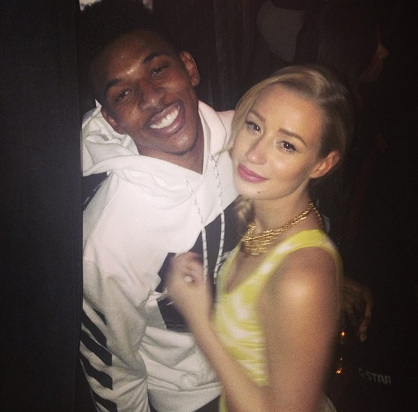 Iggy Azalea Downplays Nick Young Cheating Controversy, 'We're good.'