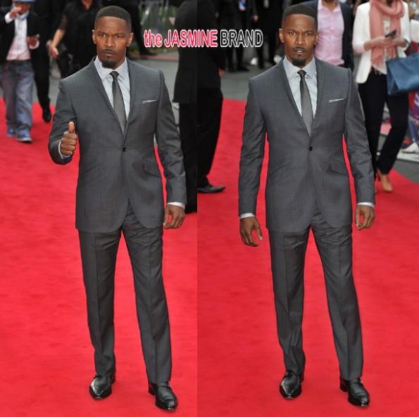 jamie foxx-spider man 2-london premiere 2014-the jasmine brand