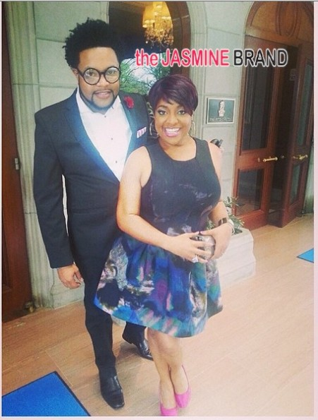 jawn murray-the view-sherrie shepherd-kandi burruss-marries todd tucker-wedding-the jasmine brand