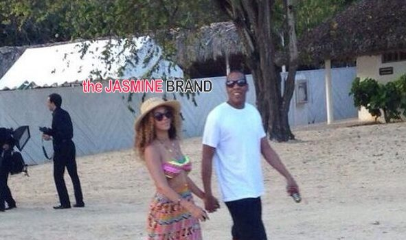Jay & Beyonce Spend Anniversary In DR, Kevin Hart Takes Family to Final Four + More Celeb Stalking