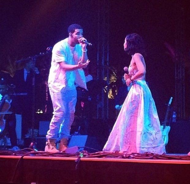 [VIDEO] Jhene Aiko Enlists Drake & Childish Cambino For Coachella Performance