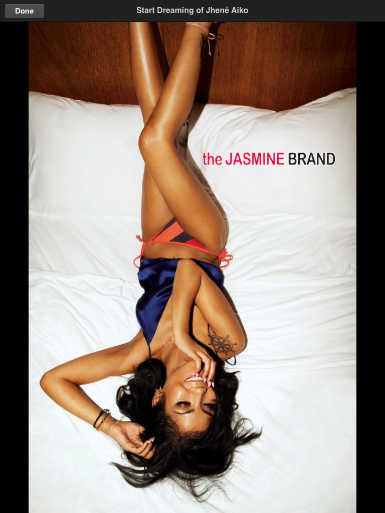 jhene aiko-gq magazine spread 2014-the jasmine brand
