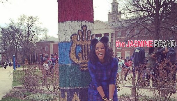 June Ambrose Schools Howard University Students On Fashion, Considers Greek Life