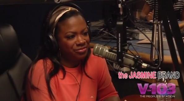kandi burruss-mama joyce-talks wedding-rhoa reunion-ryan cameron v103-the jasmine brand