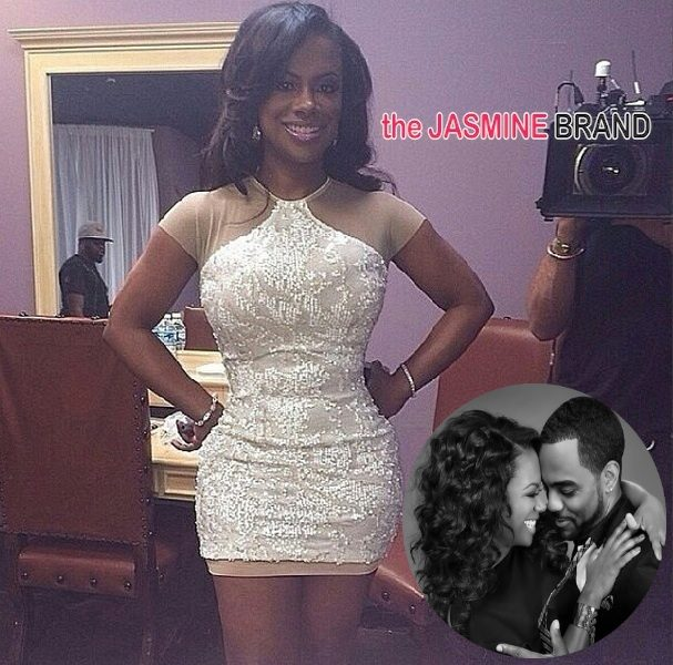 [Photos] Real Housewives of Atlanta's Kandi Burruss Marries Todd Tucker