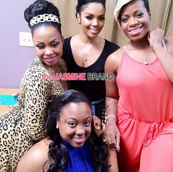kandi burruss-marries todd tucker-wedding-bridesmaids-the jasmine brand