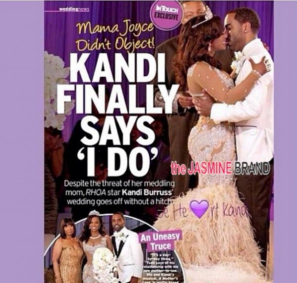kandi burruss-wedding gown photos-the jasmine brand
