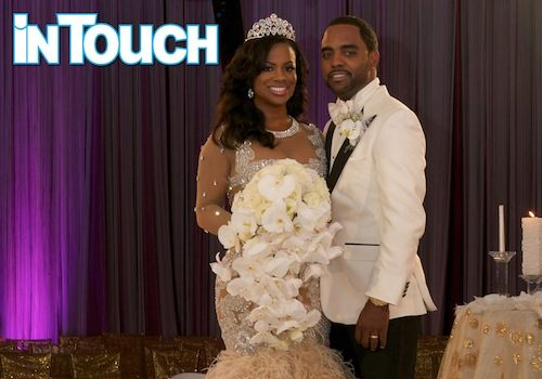 Look! Kandi Burruss Reveals $20,000 Wedding Gown