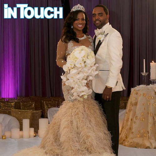 kandi burruss-wedding gown-the jasmine brand