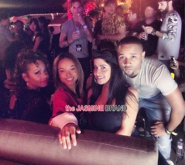 karrueche and friends-celebrities at coachella 2014-the jasmine brand