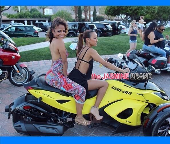 karrueche-christina milian-celebrities at coachella 2014-the jasmine brand