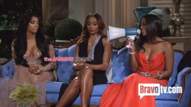 New Boobs, New Props & New Cat Fights! RHOA Reunion Teaser + Watch Season Finale