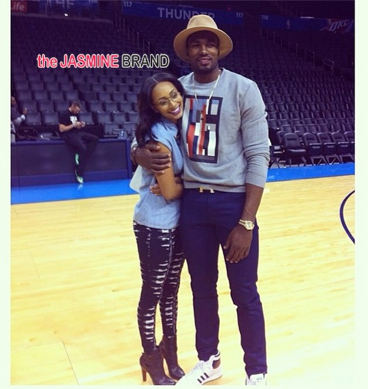 Keri Hilson Reconciles With Ex-Boyfriend NBA Baller Serge Ibaka
