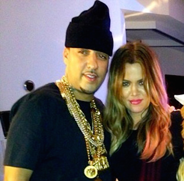 French Montana's Ex-Wife Warns Khloe Kardashian About Dating Rapper