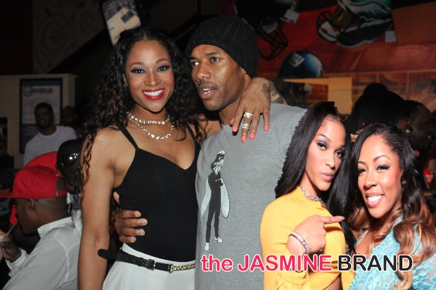 Joseline Hernandez & K.Michelle Chastise Mimi Faust For Sex Tape