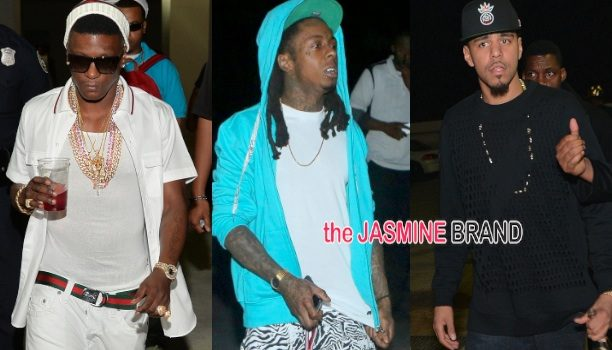 [Photos] Lil Boosie, Lil Wayne, J.Cole Caught Partying in ATL