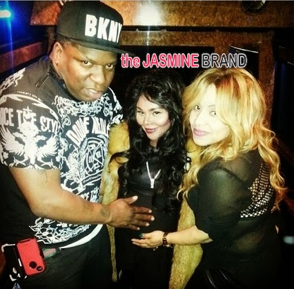lil kim-pops up-pregnant fur-the jasmine brand