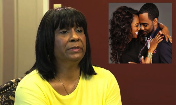 mama joyce-not happy-kandi burruss-todd tucker married-the jasmine brand