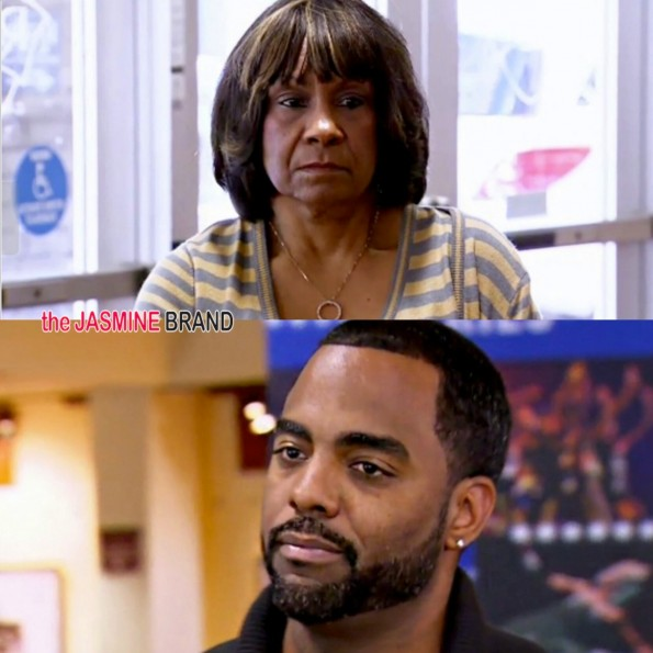 mama joyce-not speaking to todd tucker-kandi burruss wedding-the jasmine brand