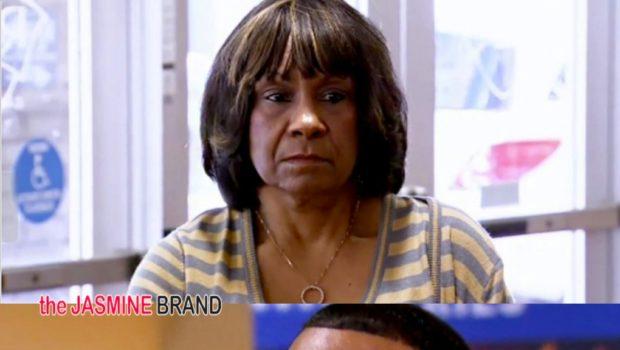 More Mama Joyce Drama! Kandi Burruss' Mom Refused To Speak To Todd During ENTIRE Wedding