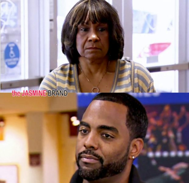 More Mama Joyce Drama! Kandi Burruss' Mom Refused To Speak To Todd During ENTIRE Wedding