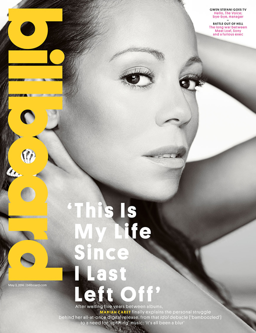 mariah carey-covers billboard magazine-secret album 2014-the jasmine brand