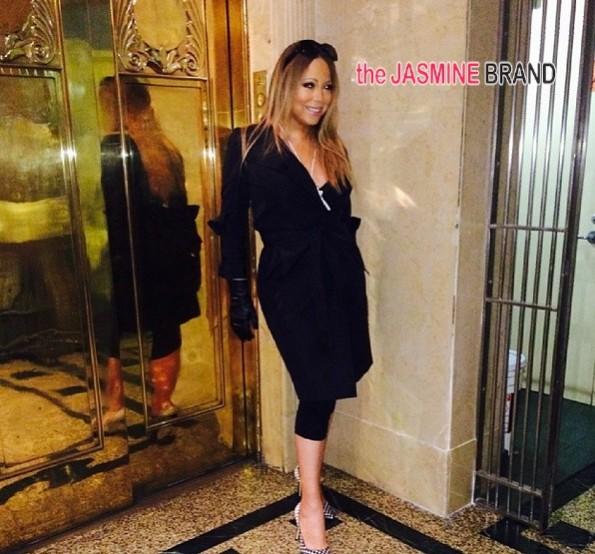 mariah carey-shoots album cover 2014-the jasmine brand
