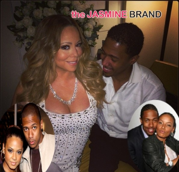 mariah carey-wants nick cannon-stop talking about sex life with ex girlfriends-the jasmine brand