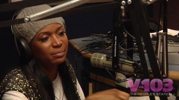 marlo hampton-v103-says porsha should be fired-wants spin off with nene leakes-the jasmine brand