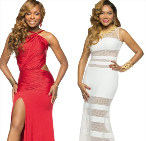 Former 'Married To Medicine' Besties Mariah Huq & Quad Reveal Crumbled Friendship + Twitter Shots & Name Calling Included
