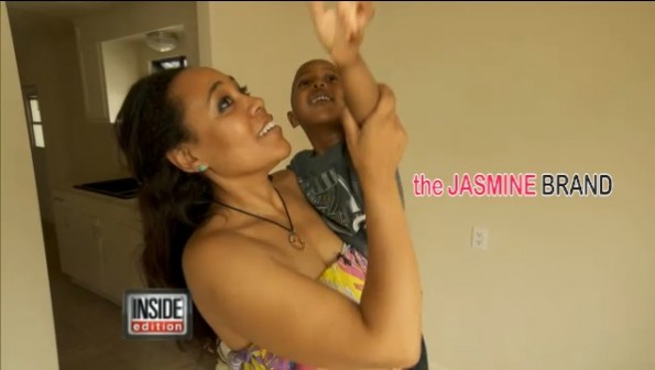 mathew knowles son nixon-alexsandra wright-move into public housing 2014-i-the jasmine brand
