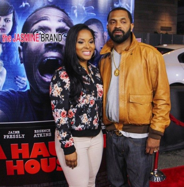 Mechelle Epps Didn't Know Mike Epps Wanted A Divorce, Hints Comedian Cheated