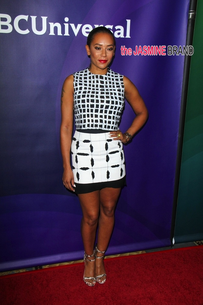NBCUniversal's 2014 Summer Press Day - Arrivals