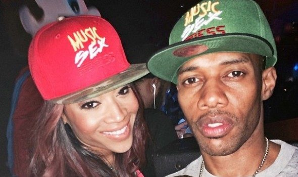 [LISTEN] Mimi Faust's Boyfriend Nikko Releases 'Shower Rod' Song