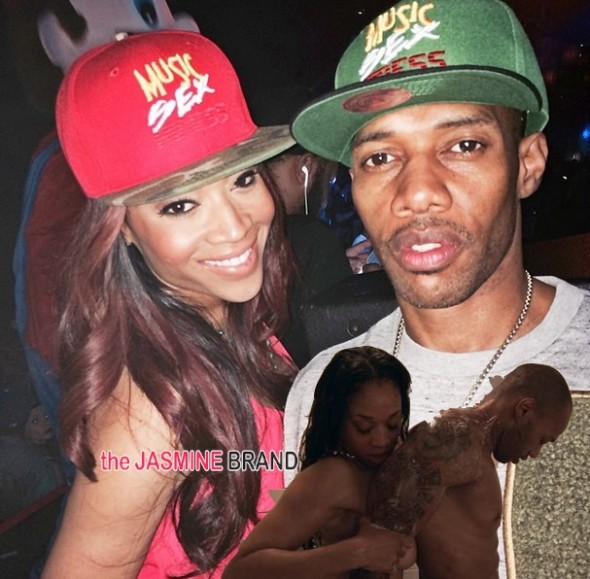 [VIDEO] Love & Hip Hop Atlanta's Mimi Faust Comes Clean About Sex Tape: We shot additional footage.