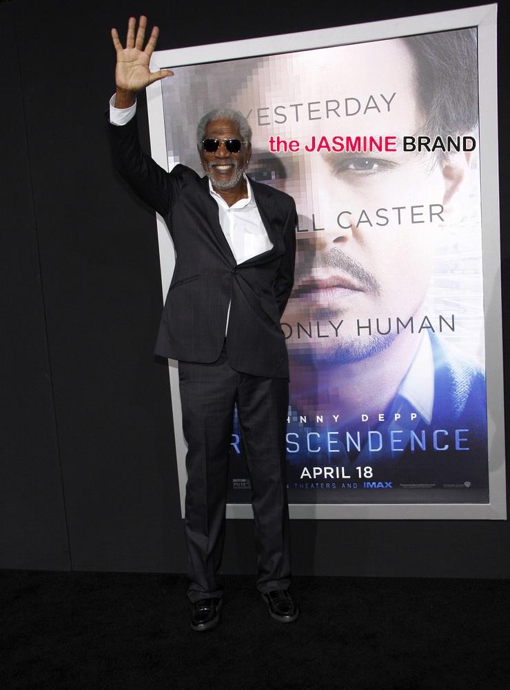 """Transcendence"" Los Angeles Premiere - Arrivals"