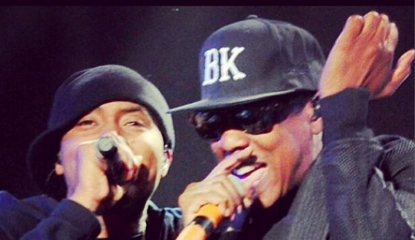 [VIDEO] Nas Brings Out Jay Z & Diddy At Coachella + Watch Full Set