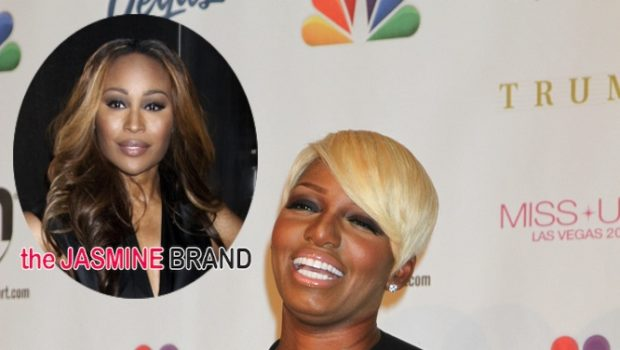 NeNe Leakes Gives Cynthia Bailey A Tongue Lashing On Instagram + Reveals They Pre-Planned RHOA 'B*tch' Scene