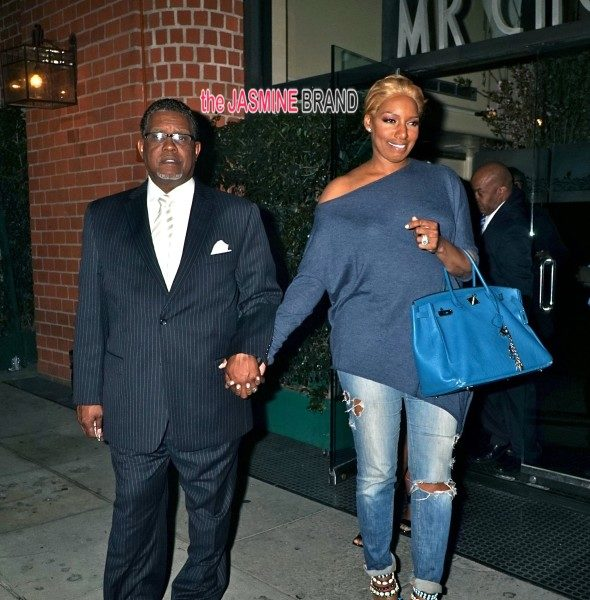 RHOA's Nene Leakes Husband Gregg Gets Teary-Eyed Talking About His Cancer Diagnosis