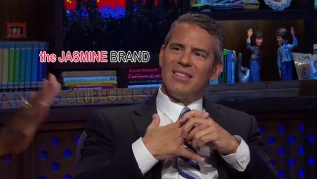 [VIDEO] NeNe Leakes Grills Andy Cohen: Producer Admits He Has Power To Fire Cast + Takes Shots At Basketball Wives Franchise